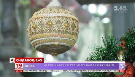 Какие новогодние игрушки выбирают украинцы и когда лучше их покупать
