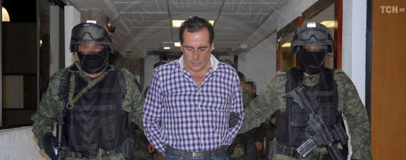 В Мексике скончался один из самых известных наркобаронов