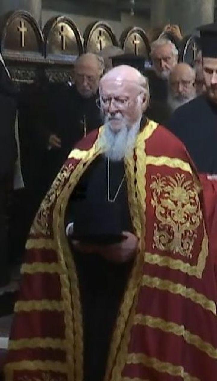 Об'єднавчий собор для створення УПЦ  має відбутись у грудні