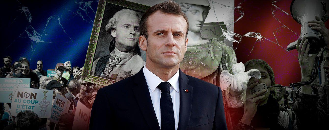 Макрон может сделать Францию снова великой