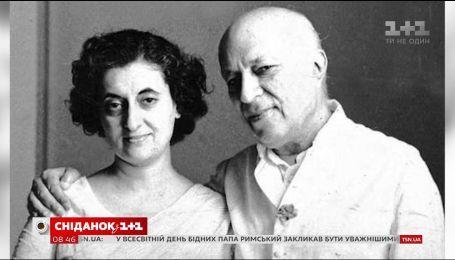 Історія першої жінки прем'єр-міністра Індії - Індіри Ганді