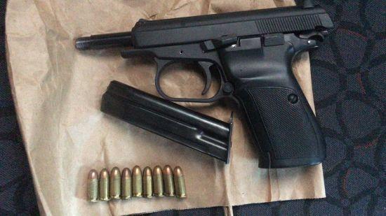 """На Київщині прихильники """"ІДІЛ"""" організували торгівлю зброєю та боєприпасами"""