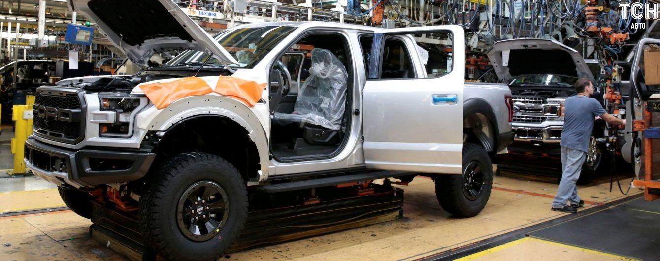 В России сотрудники завода Ford начали бессрочную забастовку