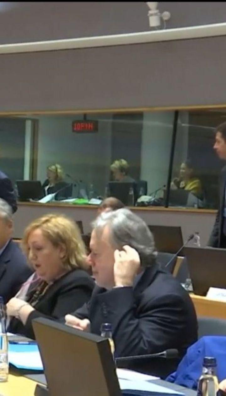 Європосадовці можуть запровадити покарання для причетних до виборів на окупованій частині Донбасу