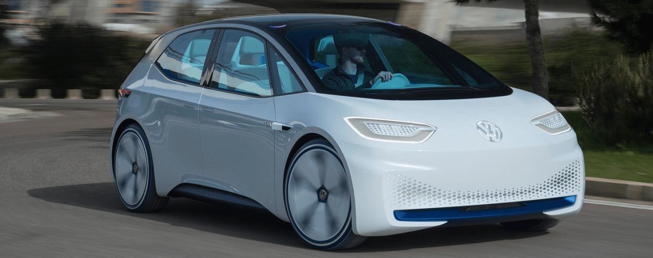 За два года Volkswagen обещает создать 30 электрокаров и гибридов