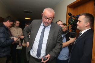 Регламентный комитет Рады поддержал представление на арест Березкина