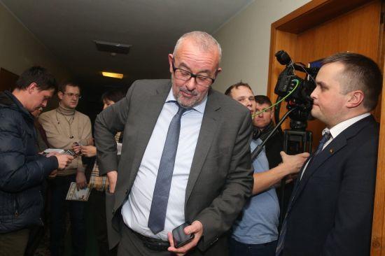 Регламентний комітет Ради не підтримав подання на арешт Березкіна