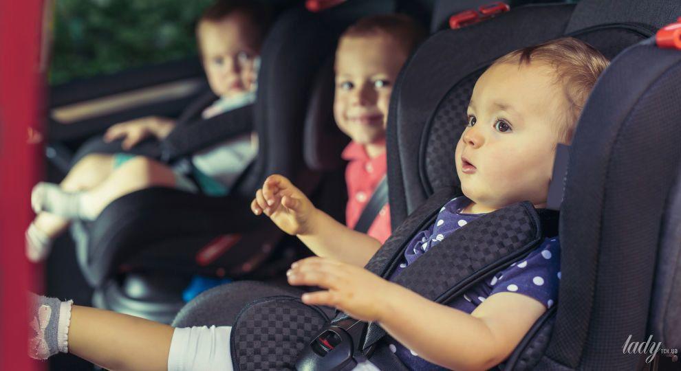 Кто придумал перевозить детей в автокресле