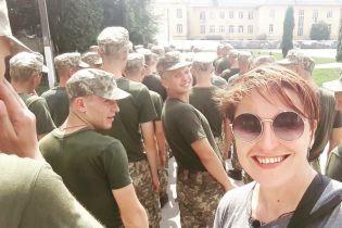 З журналісток у десантники: кореспондент ТСН пішла на вишкіл в елітні українські війська