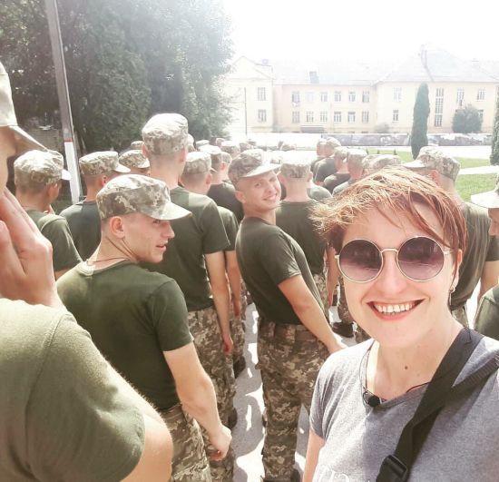 "ТСН покаже спецпроект ""Десант Нагорної"""