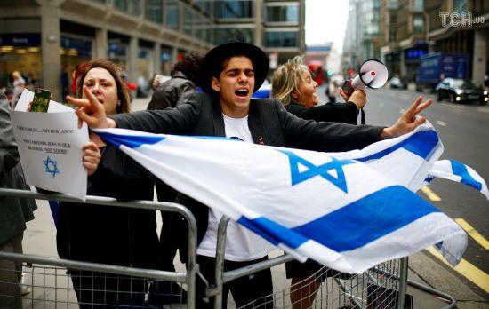 Україну виключили з переліку країн, у яких спостерігається зростання антисемітського насильства