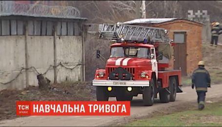 Три дня в Киеве будут продолжаться масштабные учения по гражданской защите