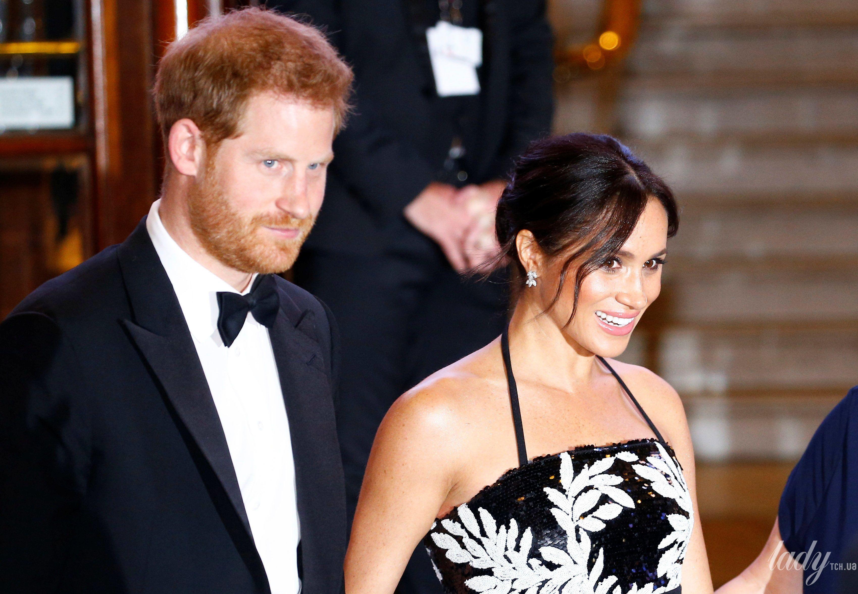 Герцогиня Меган и принц Гарри_13