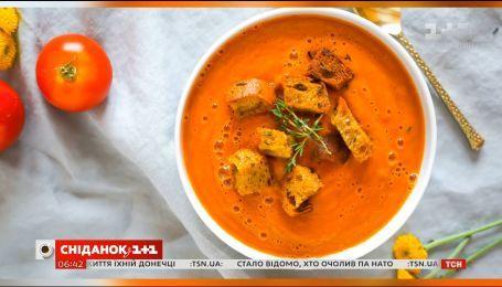 Какие супы любят украинцы