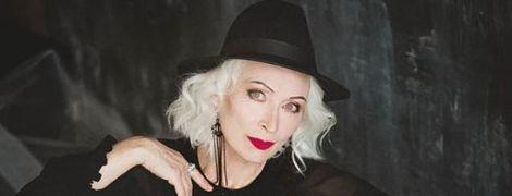 Українська 66-річна модель увійшла до міжнародного рейтингу жінок, які найбільше надихають