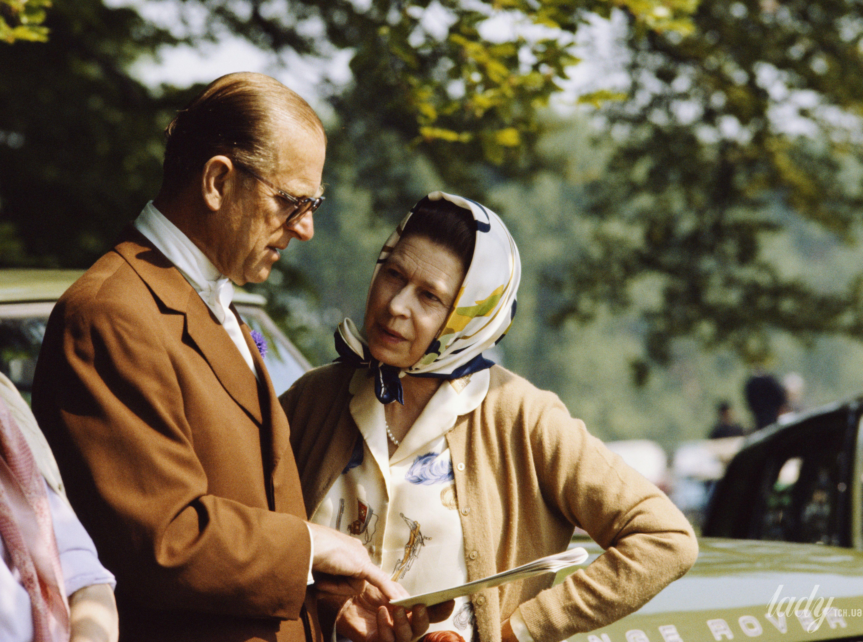 Королева Елизавета II и принц Филипп_2