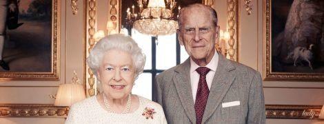 Королева Елизавета II и принц Филипп отмечают 71-летнюю годовщину со дня свадьбы