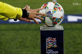 Став відомий попередній календар і склад Ліги націй-2020/21