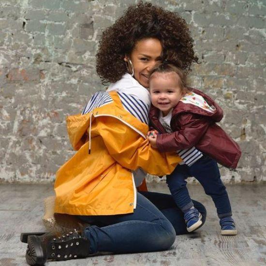 Ми просто відчуваємо любов: Гайтана показала чоловіка та доньку у родинній фотосесії
