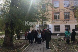 У Керчі через загрозу мінування евакуювали коледж, де сталося масове вбивство студентів