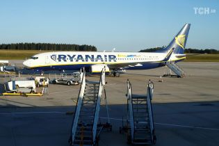 Ryanair розглядає можливість запуску рейсів з Одеси, Харкова та Херсона