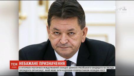 Украина и Литва заявили о вероятном выходе из Интерпола