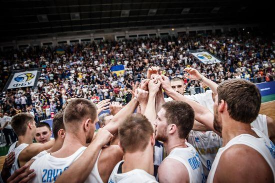 Збірна України з баскетболу оголосила склад на найближчі матчі відбору ЧС-2019