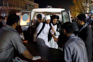 В Афганистане смертник подорвал себя во время религиозного собрания, полсотни погибших