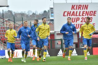 Стал известен календарь сборной Украины в отборе на Евро-2020