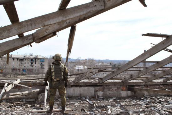 """Керівник спецслужб РФ """"з отруєнь"""" ймовірно перебуває у Горлівці для підготовки провокацій - волонтер"""