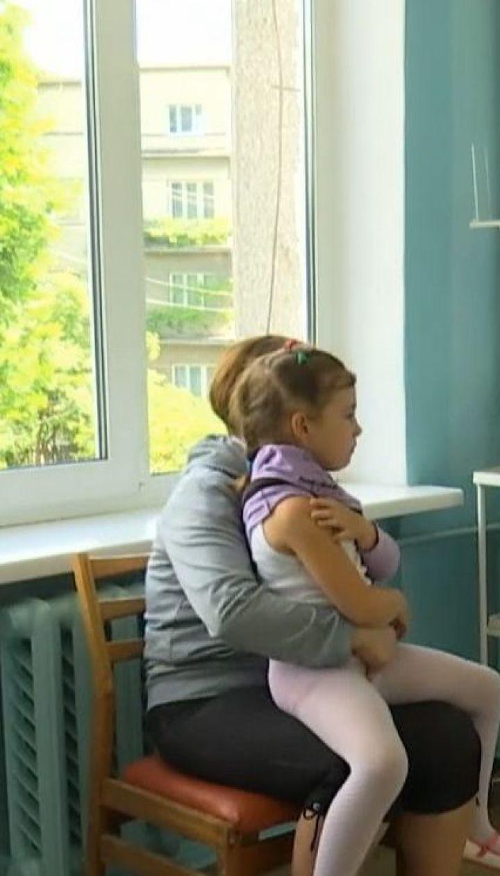 В Україні кількість хворих на кір зростає щотижня