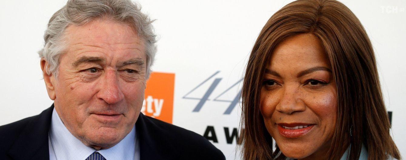 75-летний Роберт де Ниро разводится с женой после 20 лет брака - СМИ