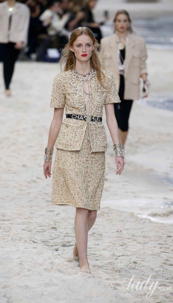 Колекція Chanel прет-а-порте сезону весна-літо 2019