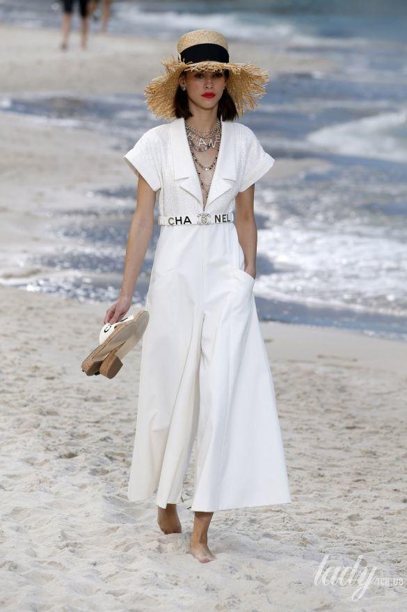 Коллекция Chanel прет-а-порте сезона весна-лето 2019_64
