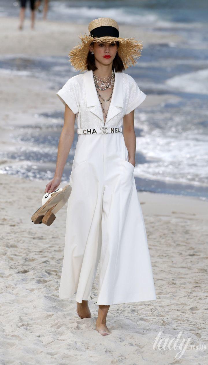 Коллекция Chanel прет-а-порте сезона весна-лето 2019 @ East News