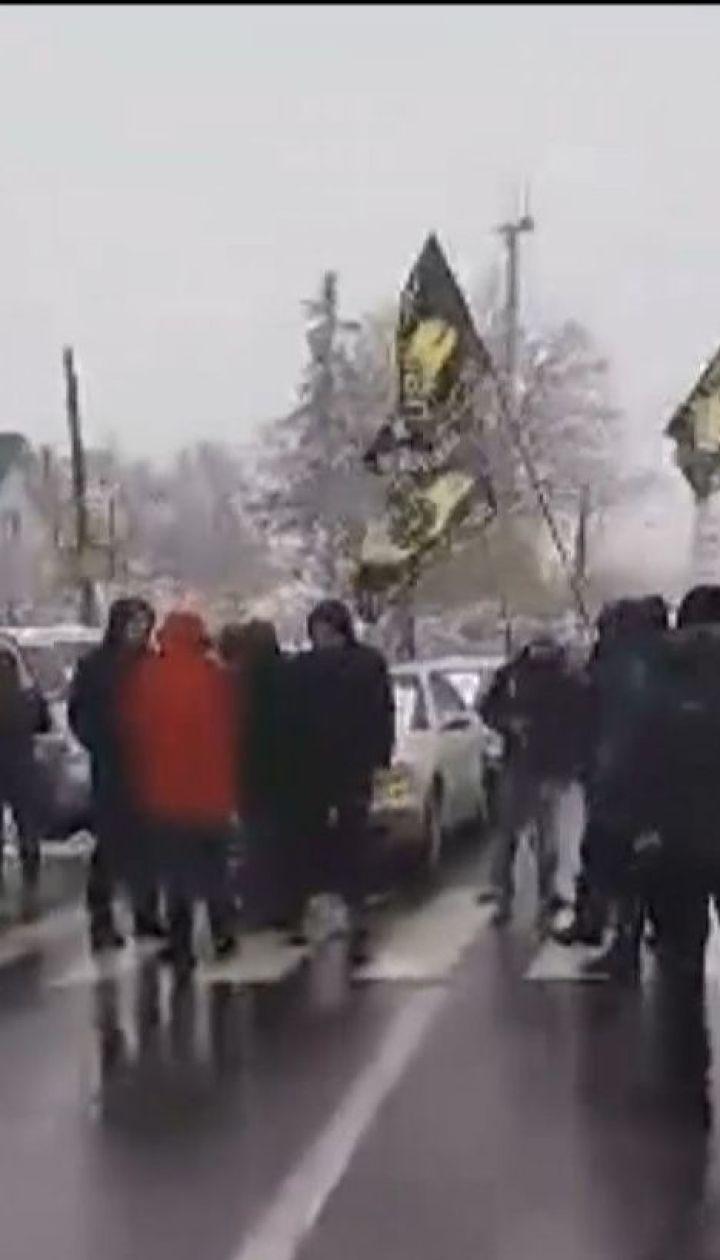 """Другий день протесту: """"євробляхери"""" планують знову вийти на вулиці півсотні міст"""