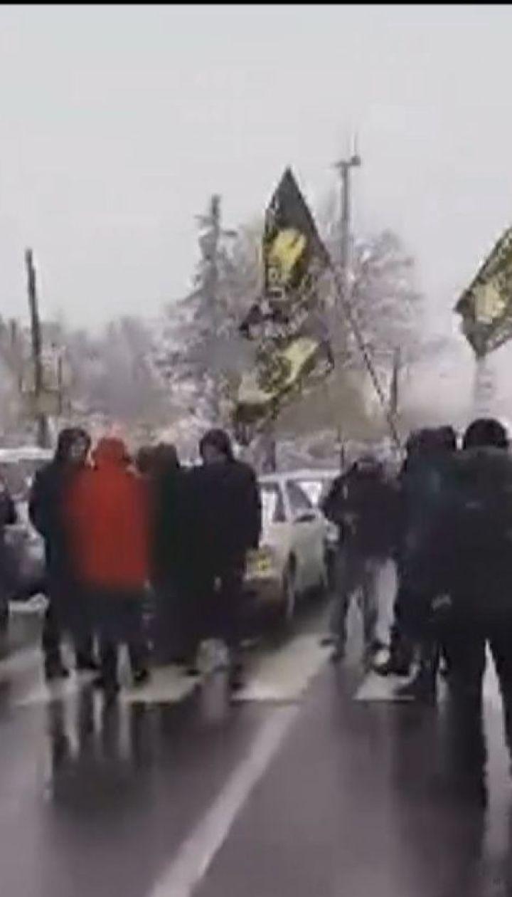 """Второй день протеста: """"евробляхеры"""" планируют снова выйти на улицы полсотни городов"""