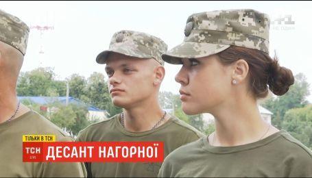 Продолжение эксперимента ТСН - женский день в десантно-штурмовых войсках