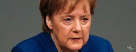 Гарний колір: нова сумка Ангели Меркель