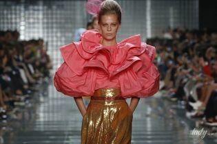 Гигантские рюши и колготки с люрексом в коллекции Marc Jacobs сезона весна-лето 2019