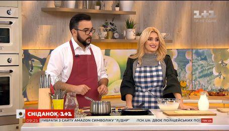 """Млинці від Ірини Федишин у """"Сніданку"""""""