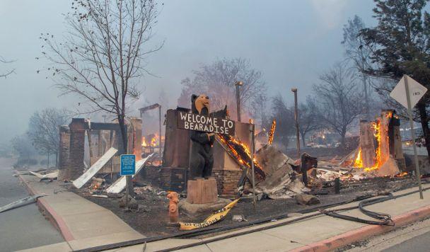 Пожежа в Каліфорнії до та після_8