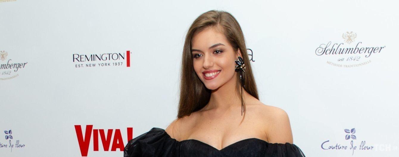 Мисс Украина Кучеренко объявила, что находится в поиске партнера