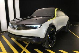 Opel показав концепт кросовера на електриці GT X