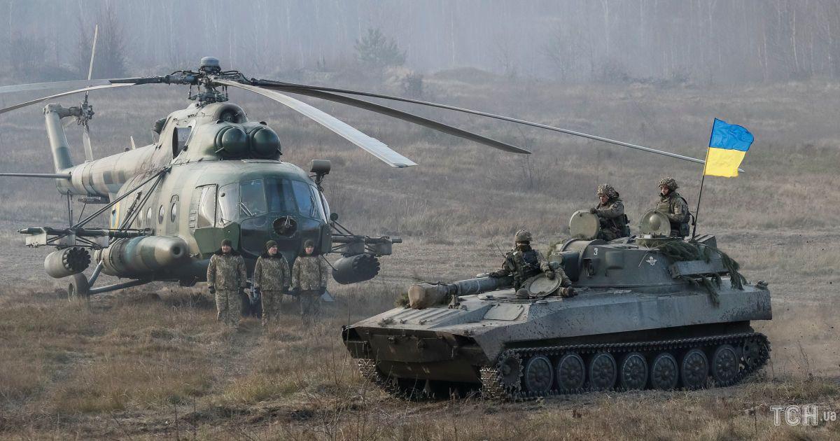Учения десантно-штурмовых войск