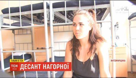 Десант Нагорной: женский день в десантно-штурмовых войсках