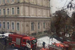 Три часа в огне: очевидцы рассказали, как во Львове горела областная больница