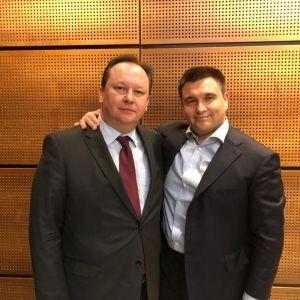 Климкин стал на защиту украинского дипломата, брат которого едва не возглавил Интерпол от России