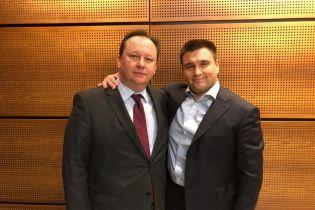 Клімкін став на захист українського дипломата, брат якого ледь не очолив Інтерпол від Росії