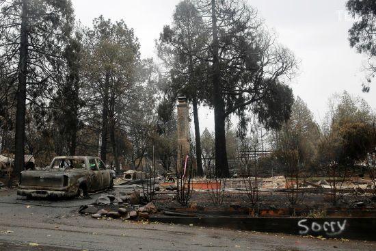Кількість загиблих унаслідок масштабних лісових пожеж у Каліфорнії зросла до 86